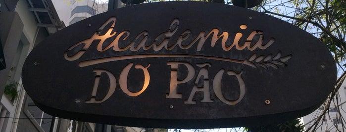 Academia do Pão is one of Pães Artesanais.