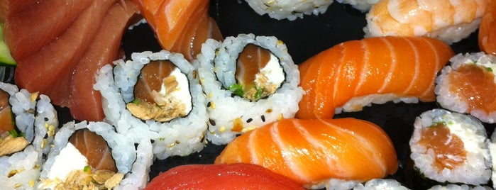 Barko Temaki & Sushi is one of Sushi in Porto Alegre.