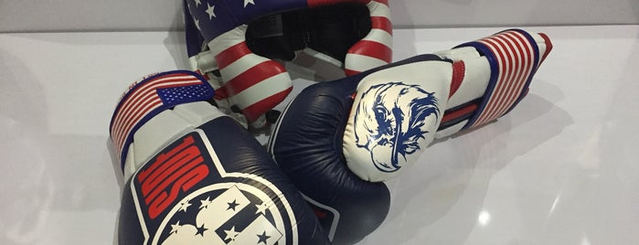 East Coast MMA Fight Shop is one of NYC 2016.