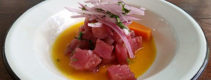 Restaurante La Sirena is one of Posti salvati di Beatriz.