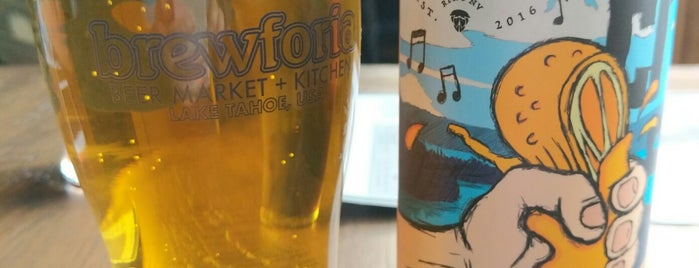 Brewforia is one of Tahoe.