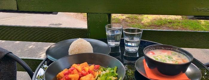 New Thai Restoran is one of Tallinn.