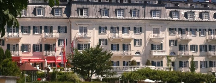 Grand Hotel is one of Locais salvos de Nese.