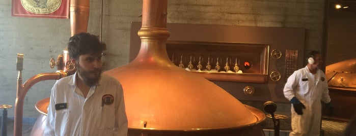 Anchor Brewing Company is one of Lieux qui ont plu à Jason.