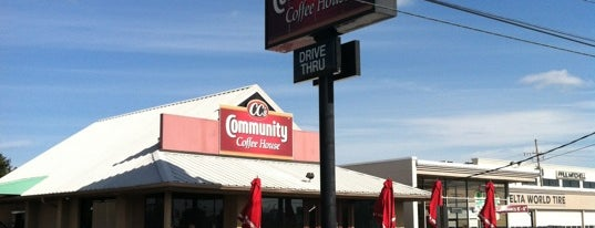 CC's Coffee House is one of Coffee shops.
