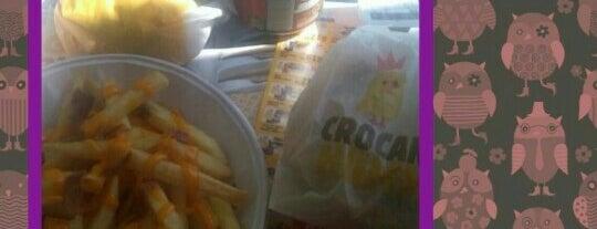 Burger King is one of Posti che sono piaciuti a Julio.