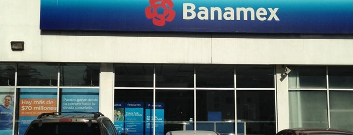 Banamex is one of Ismael 님이 좋아한 장소.