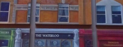 The Waterloo Bar is one of Lugares guardados de Brian.