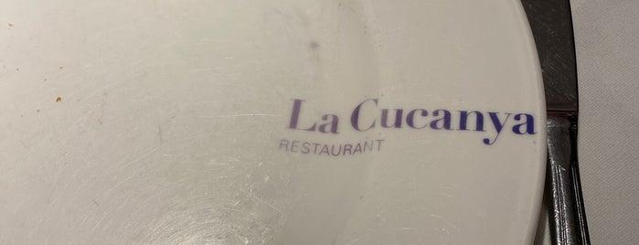 La Cucanya is one of Restaurants de Catalunya.