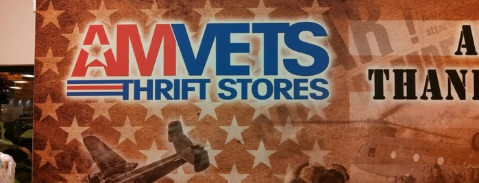 Amvets Thrift Store is one of Knoxville.