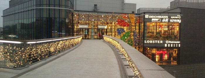 Galerie Šantovka is one of Experience Olomouc like a locals!.