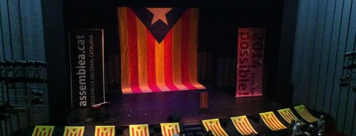 Teatre La Faràndula is one of Orozco Unico2 by OWM.