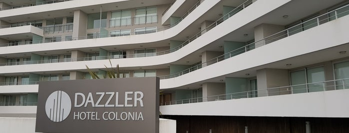 Dazzler Colonia is one of Uruguay.