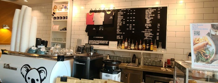 The Aussie Grind is one of Restaurants To Try - Dallas.
