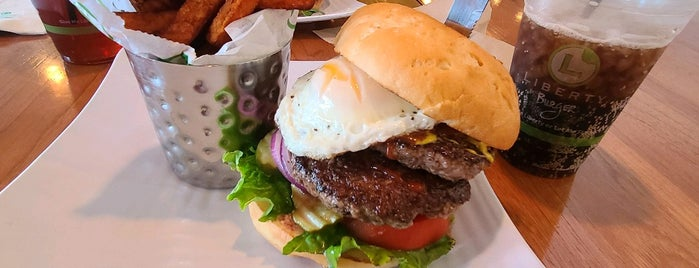 Liberty Burger is one of Dallas.