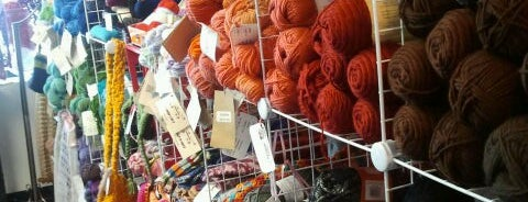 Bags by CAB - Yarn Shoppe is one of Yarn Along the Rockies 2013.