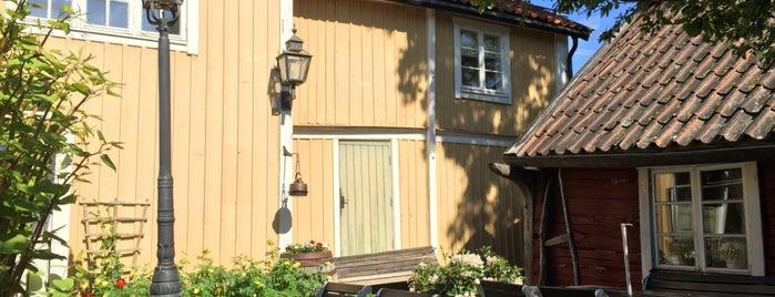 Tant Bruns Kaffestuga is one of Sweden #4sq365se.