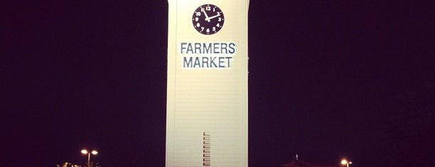 The Original Farmers Market is one of SoCal Musts.