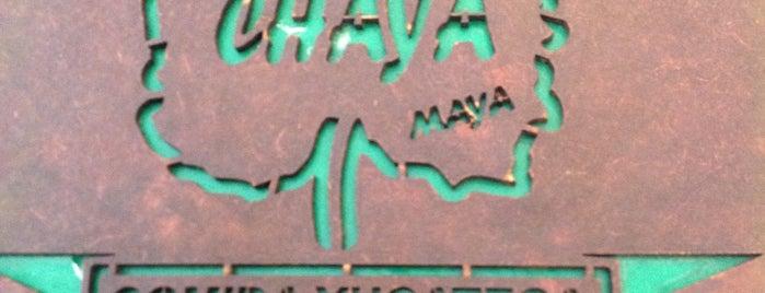 La Chaya Maya is one of CrystttalitoFest.