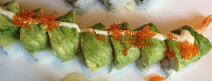 Ozumo is one of My New Hood Food.