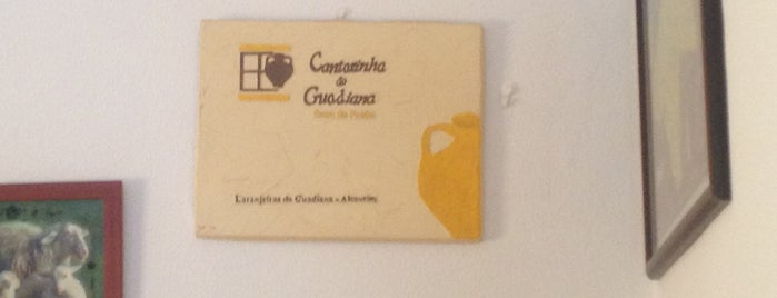 Cantarinha do Guadina is one of Pedro: сохраненные места.