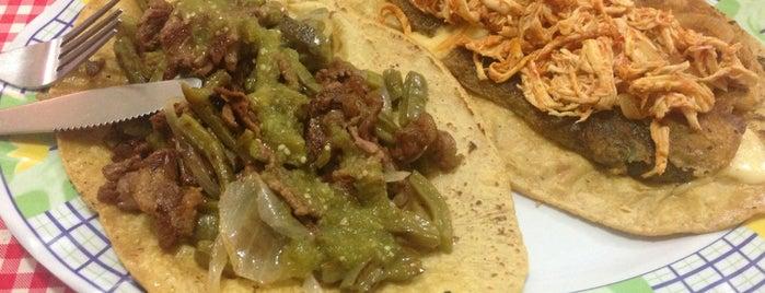 Las margaritas is one of Yom yom, glu glu!!.