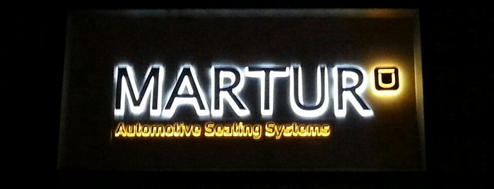 Martur is one of Customer.