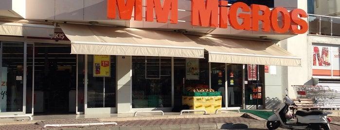 MM Migros is one of Marmaris & Datça - 🍽 Eat &🍹Drink.