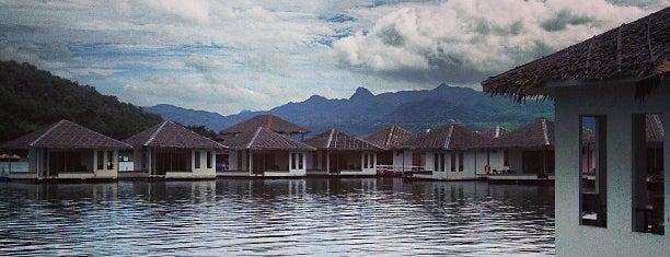 Lake Heaven Resort & Park is one of Origin Rest.