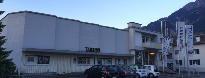 Takino is one of Vaduz.
