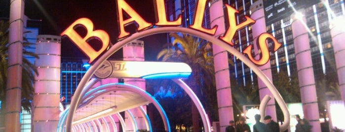Bally's Hotel & Casino is one of Vegas ♠♢♣♡.