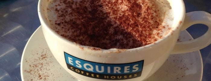 Esquires Coffee is one of Durham.