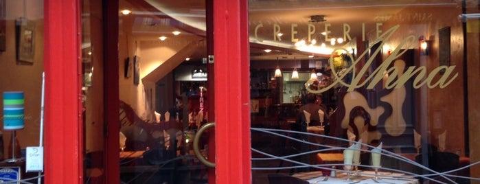 Crêperie Ahna is one of Tempat yang Disimpan Artem.