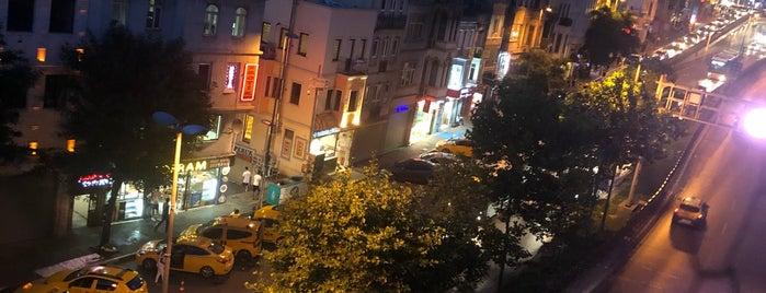 Keyf-i Ciger is one of Istanbul.