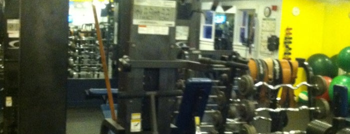 Provincetown Gym is one of Places I've Been!.