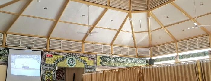 Masjid Nurul Amal is one of Lugares favoritos de Lia.