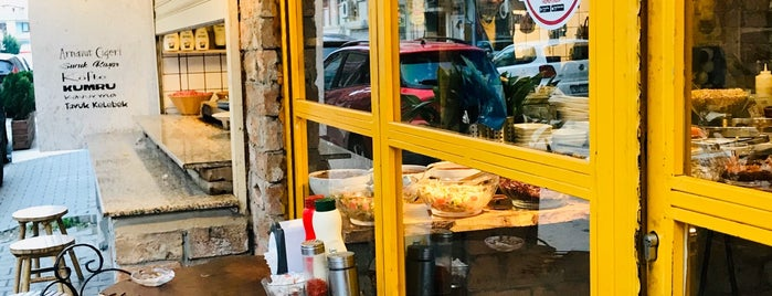 Mahalle Izgara is one of Lieux sauvegardés par Pınar.