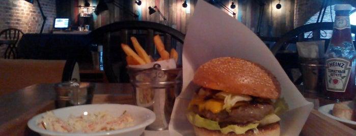 True Burger Bar is one of Kiev.