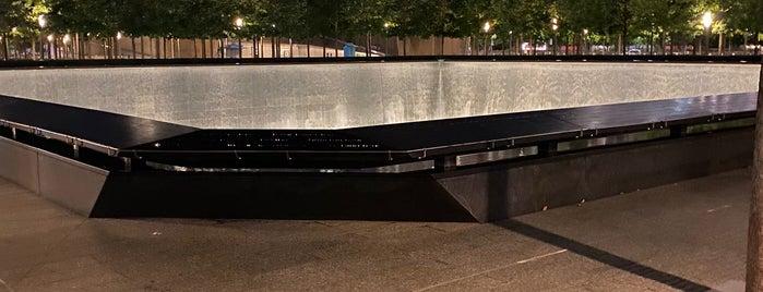 9/11 Memorial North Pool is one of Al : понравившиеся места.