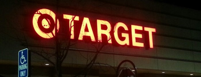 Target is one of Lieux qui ont plu à Stephanie.