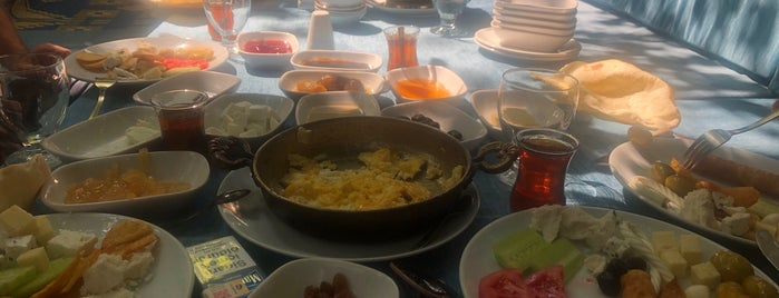 Ulupınar Premium Restaurant is one of Dedeler :)).