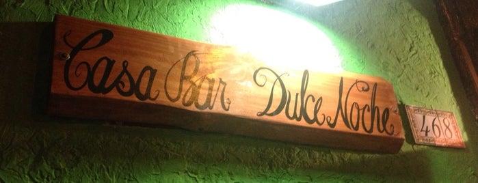 Casa Bar Dulce Noche is one of Niko 님이 저장한 장소.