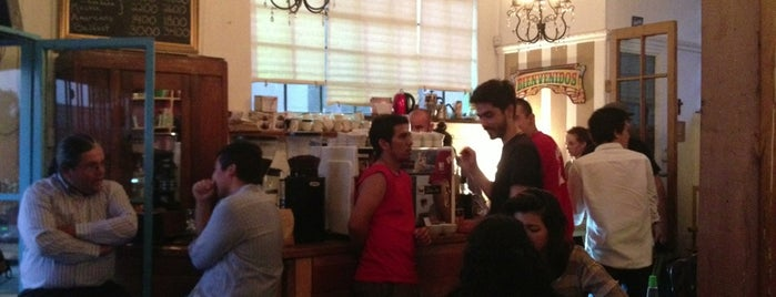 Coffee Culture is one of Santiago.