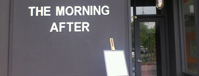 The Morning After is one of Coffee, Tea or B.