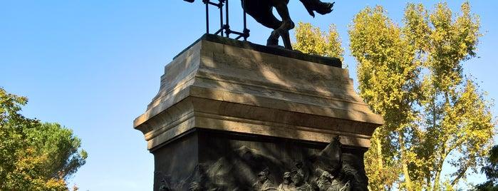 Monumento ad Anita Garibaldi is one of ROME - ITALY.