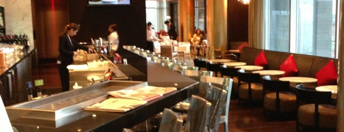Market by Jean-Georges is one of Vancouver Restaurants.