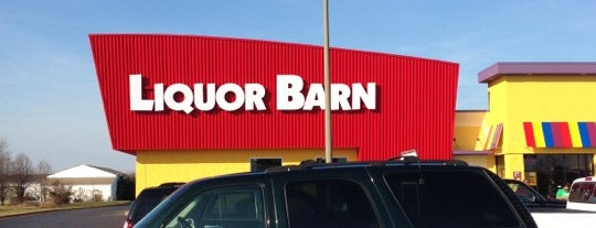 Liquor Barn is one of BGKY List of Places to See.
