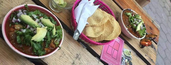 Amor que nutre by Paula & Lore (en Casa Fusión, Comida vegana hecha con amor) is one of Vegetariano MX.