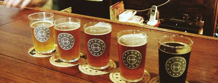Gun Hill Brewing Co. is one of NYC Good Beer Passport (2014).