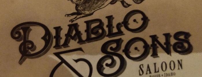 Diablo & Sons is one of Boise Family Trip.
